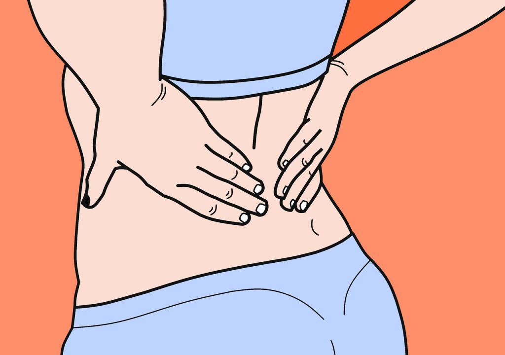 Sciatica e lombalgia: lotta alla sedentarietà