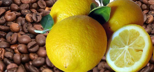 Il caffè con limone porta dei benefici?