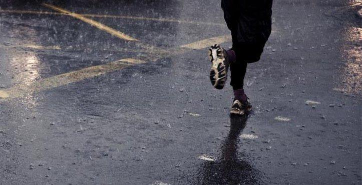 Qualche consiglio per correre sotto la pioggia